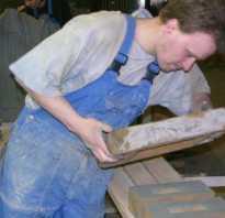 Оборудование для кирпича из глины