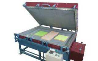 Оборудование для изготовления деревянных дверей