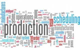 Валовое производство продукции